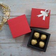 mini çikolata kutusu