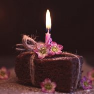 Tebrik Kartı Cake