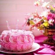 Sevgililer Günü Rose Cake