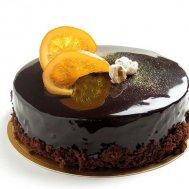 Çikolata Tatlı Cake Orange