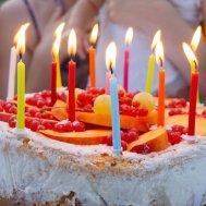 Doğum Günü Fresh Cake
