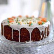 Havuçlu Cake