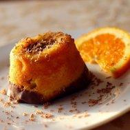 Çikolatalı Orange Cake